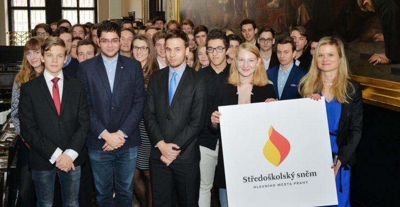 Photo of Středoškolský sněm je nově poradním orgánem města Prahy