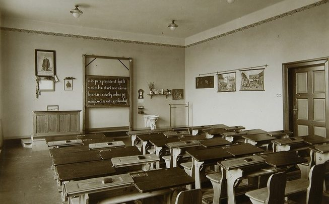 "Photo of ""Nová škola v nové republice"" – výstava ke 100. výročí vzniku Československa"