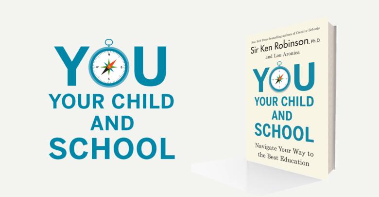 Photo of Nová kniha Kena Robinsona: Jak vybrat pro děti tu správnou školu?