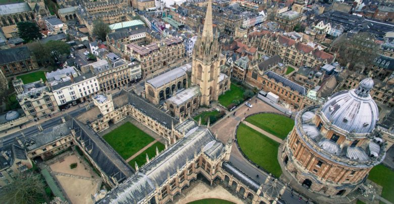 Photo of Diverzita studentů v Oxfordu? Rozhodně neodpovídá skladbě britské společnosti
