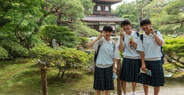 Photo of 10 věcí, které mají studenti v Japonsku jinak